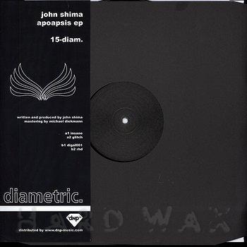 Cover art - John Shima: Apoapsis EP