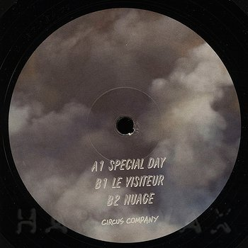 Cover art - D'Julz: Special Day