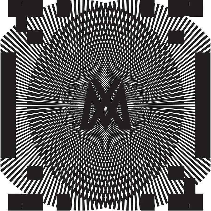 Cover art - Moiré: Never Sleep EP