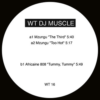 Cover art - Various Artists: WT DJ Muscle 3