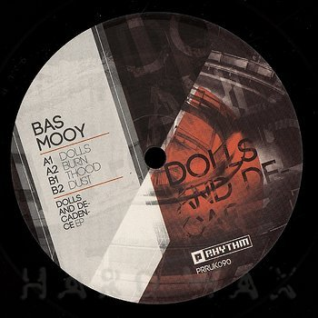 Cover art - Bas Mooy: Dolls and Decadence EP