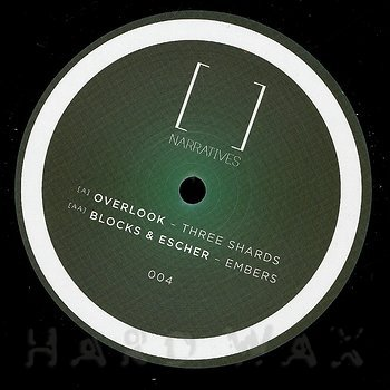 Cover art - Overlook: Three Shards