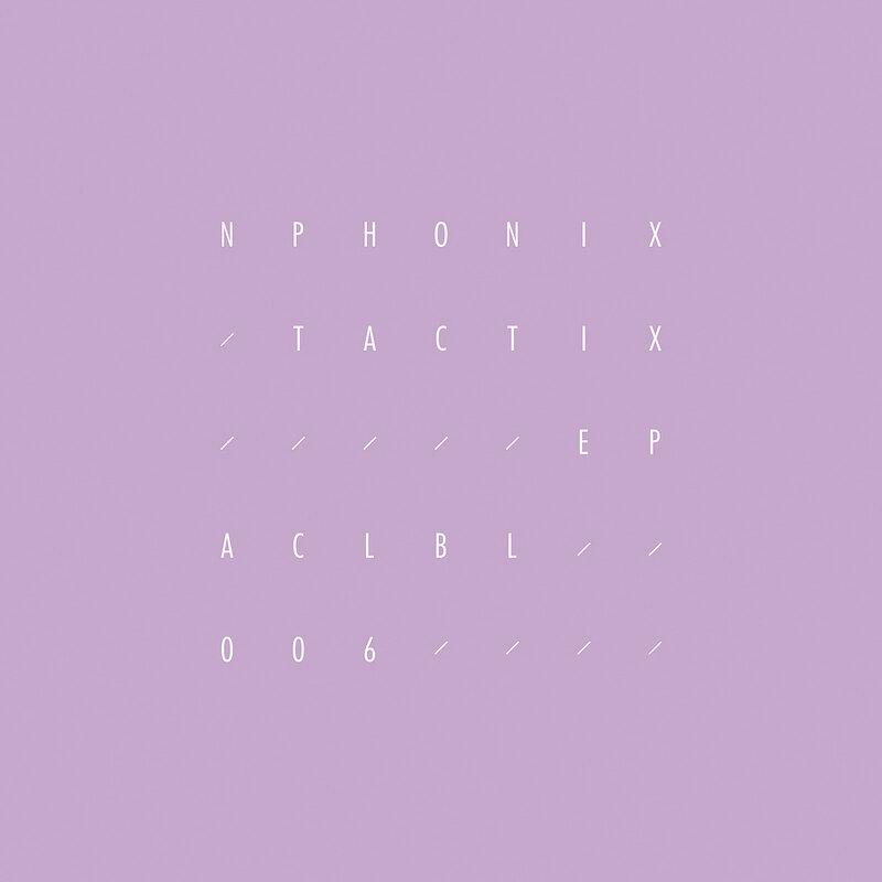 Cover art - Nphonix: Tactix EP
