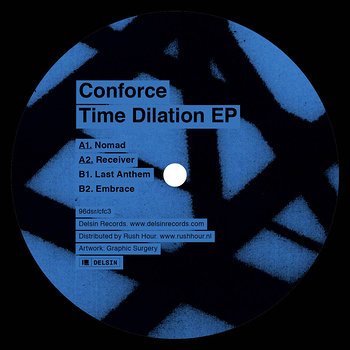 Cover art - Conforce: Time Dilation