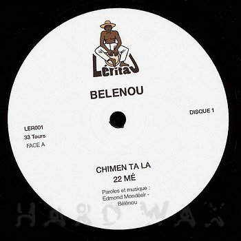 Cover art - Bèlènou: Chimen Tala