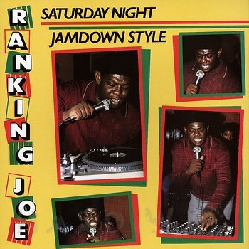 Cover art - Ranking Joe: Saturday Night Jamdown Style