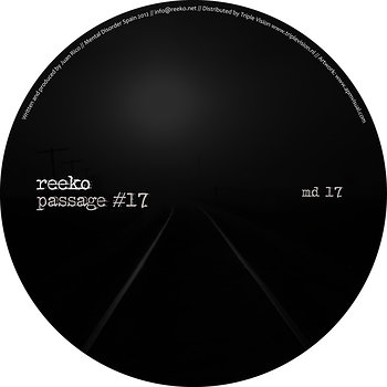 Cover art - Reeko: Passage 17