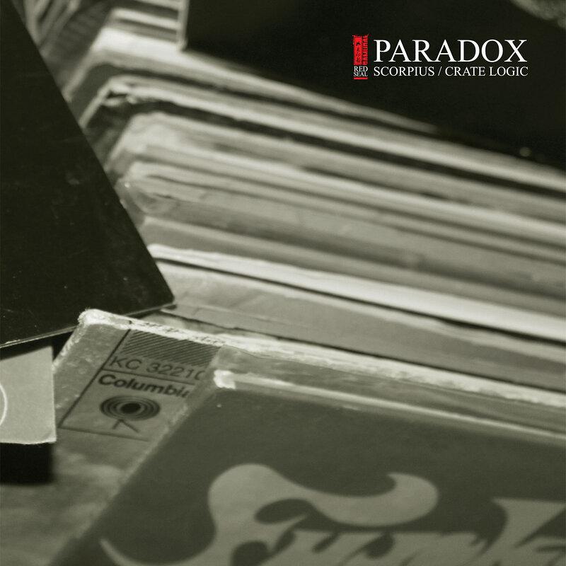 Cover art - Paradox: Scorpius