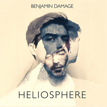 Cover art - Benjamin Damage: Heliosphere