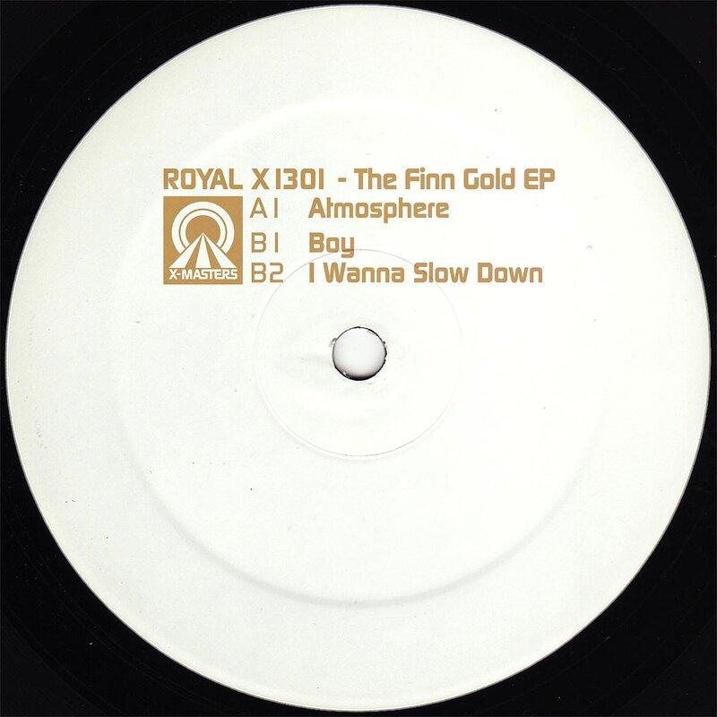 Cover art - Finn Gold: The Finn Gold EP
