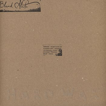 Cover art - Various Artists: Blank Slate 001