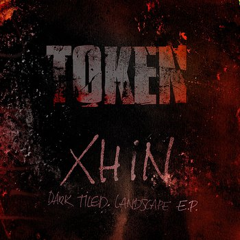 Cover art - Xhin: Dark Tiled Landscape EP