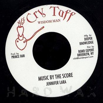 Cover art - Jennifer Lara: Music By The Score
