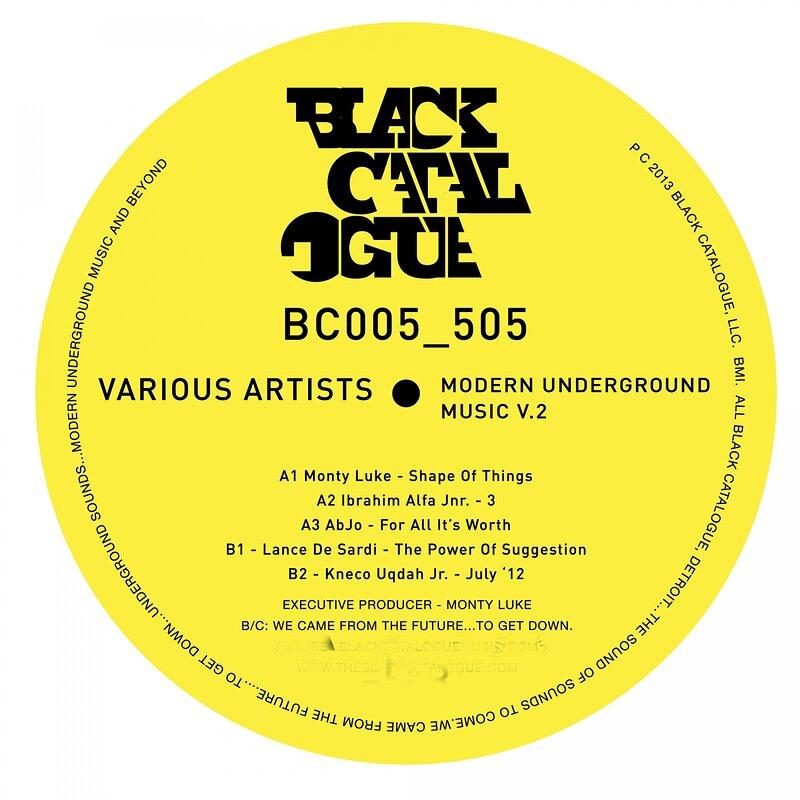 Cover art - Various Artists: Modern Underground Music V2