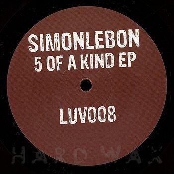 Cover art - Simonlebon: 5 Of A Kind EP