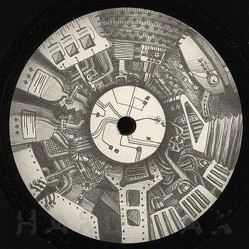 Cover art - Kryptic Universe: Shtum 002