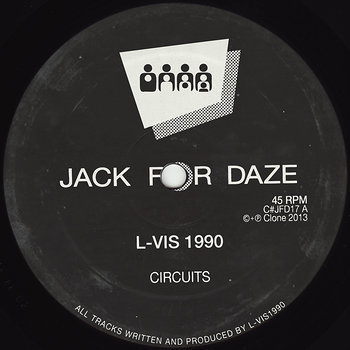 Cover art - L-Vis 1990: Circuits