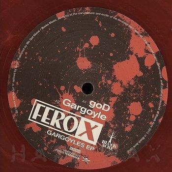 Cover art - Ferox: Gargoyles EP