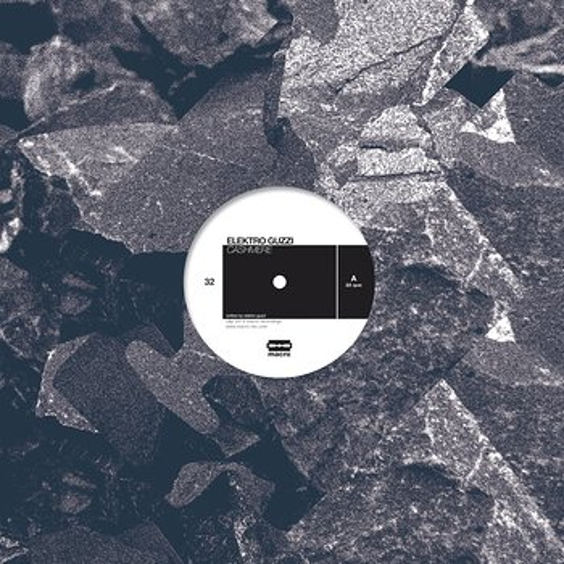 Cover art - Elektro Guzzi: Cashmere EP