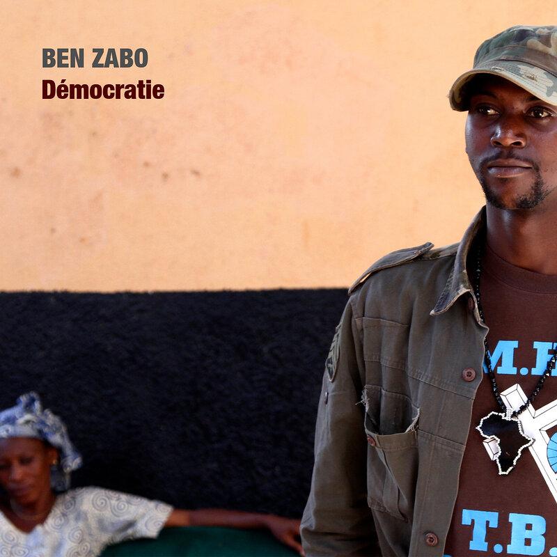 Cover art - Mark Ernestus meets Ben Zabo: Wari Vo Dubwise