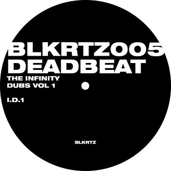 Cover art - Deadbeat: The Infinity Dubs Vol. 1