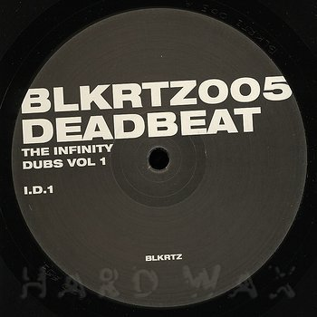 Cover art - Deadbeat: The Infinity Dubs Vol. 1