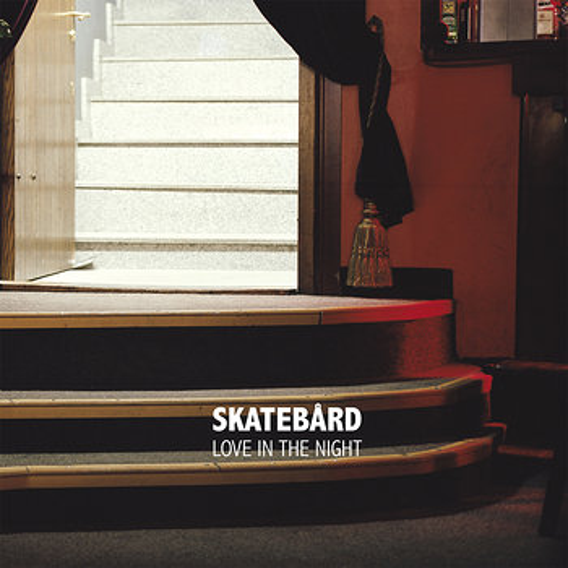 Cover art - Skatebård: Love In The Night