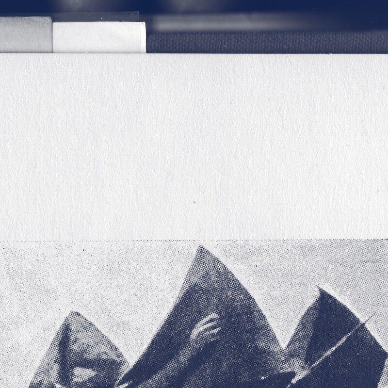 Cover art - Giuseppe Ielasi, Kassel Jaeger: Parallel / Grayscale