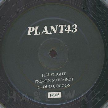 Cover art - Plant43: Frozen Monarch
