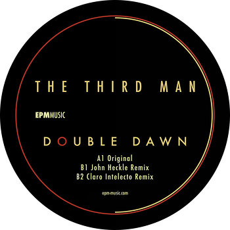 Cover art - The Third Man: Double Dawn EP