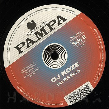 Cover art - DJ Koze: La Duquesa