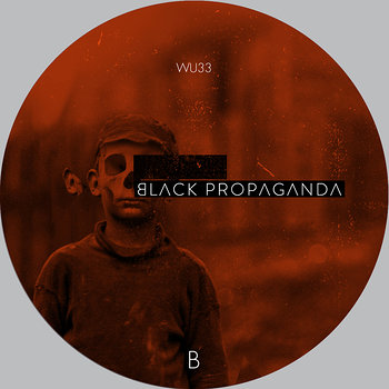 Cover art - Oscar Mulero: Black Propaganda Reconstructed Part I