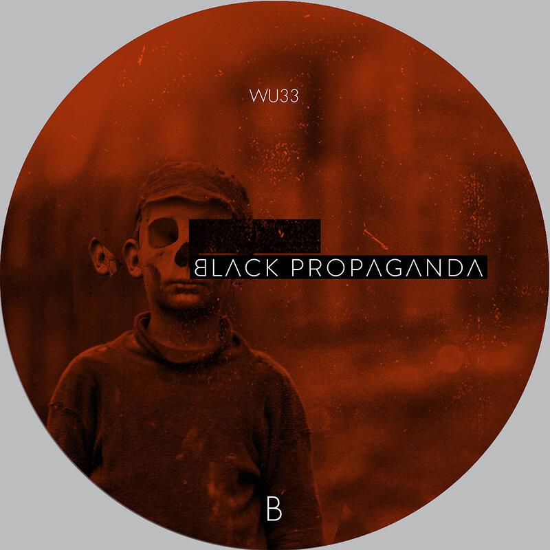 Cover art - Oscar Mulero: Black Propaganda Reconstructed Part I