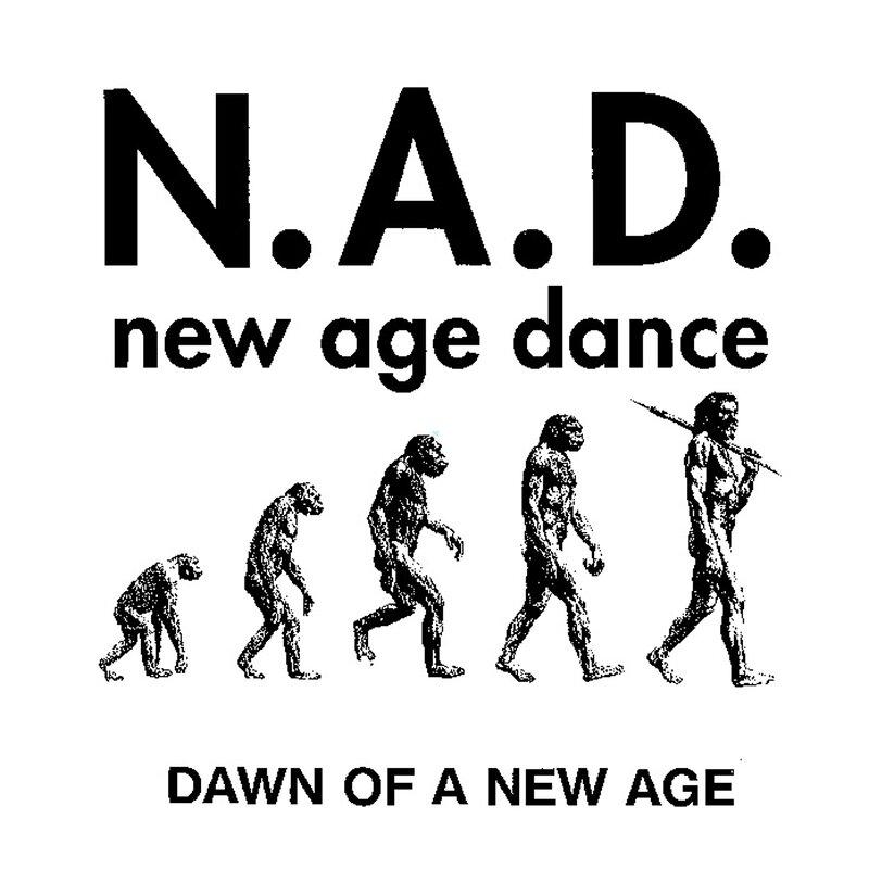 Cover art - N.A.D.: Dawn Of A New Age