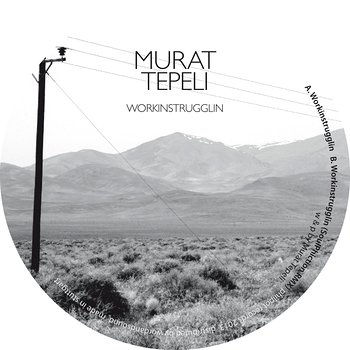 Cover art - Murat Tepeli: Workinstrugglin