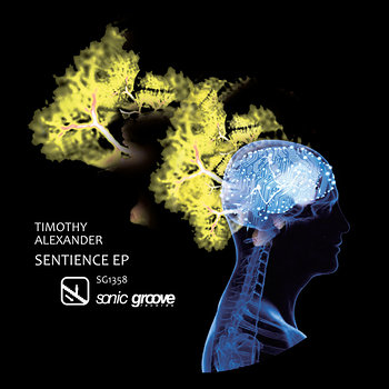 Cover art - Timothy Alexander: Sentience EP