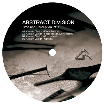 Cover art - Abstract Division: Time and Perception Pt. 1
