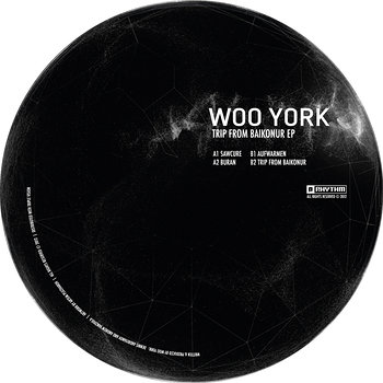 Cover art - Woo York: Trip From Baikonur EP