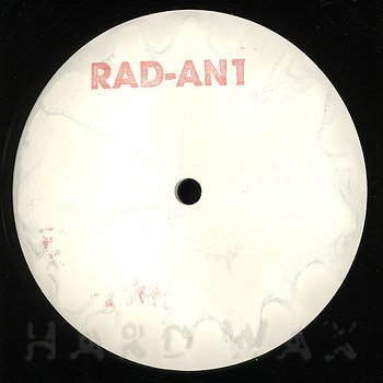 Cover art - Anthony Naples: RAD AN1