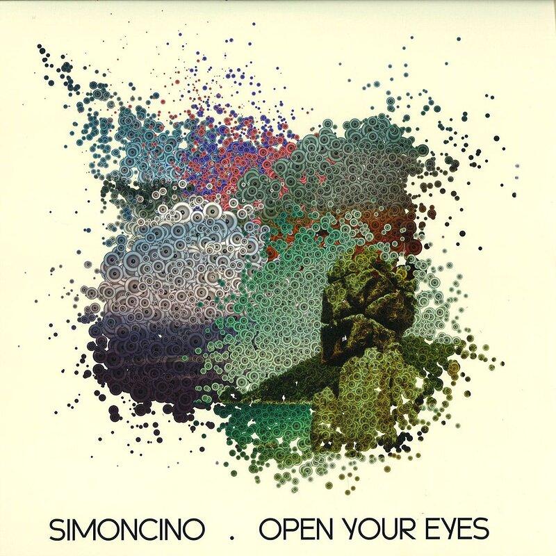Cover art - Simoncino: Open Your Eyes