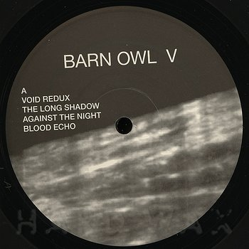 Cover art - Barn Owl: V
