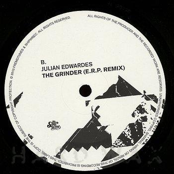 Cover art - Julian Edwardes: The Grinder