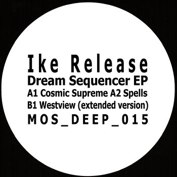 Cover art - Ike Release: Dreamsequencer