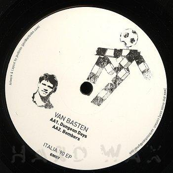Cover art - Valderrama vs. Van Basten: Italia '90 EP
