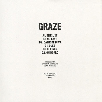Cover art - Graze: Graze