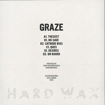 Cover art - Graze: Graze