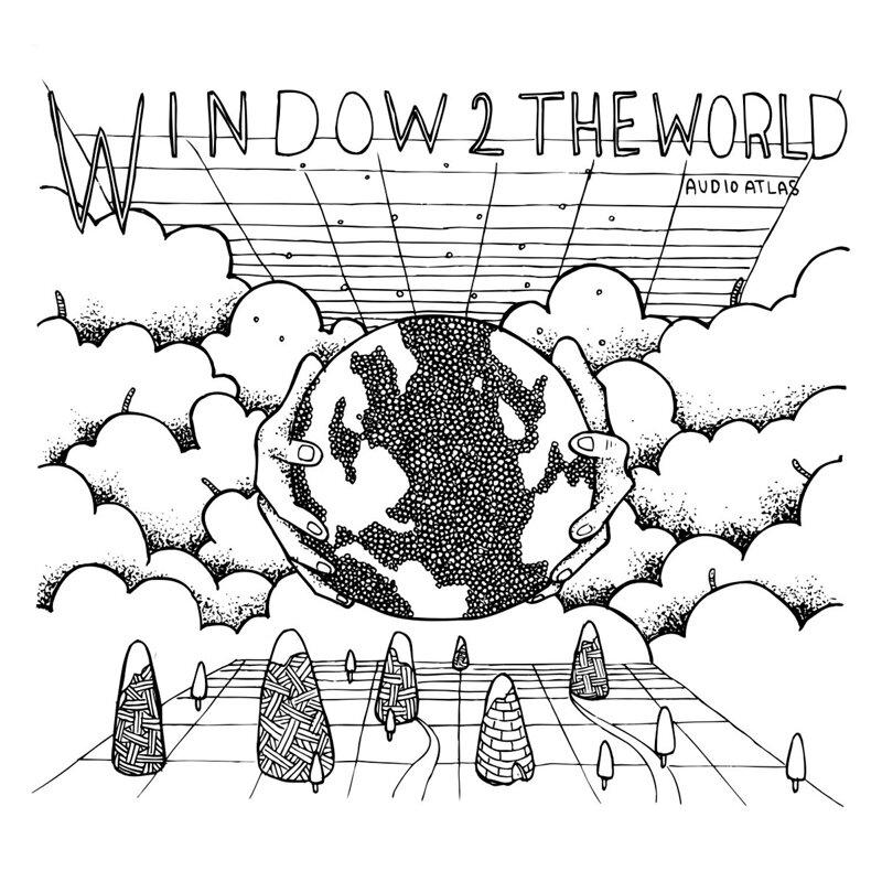 Cover art - Audio Atlas: Window 2 The World