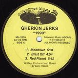 Cover art - Gherkin Jerks: 1990 EP