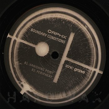 Cover art - Orphx: Boundary Conditions