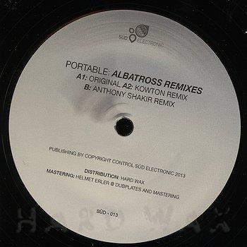 Cover art - Portable: Albatross Remixes